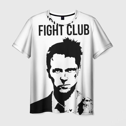 Мужская футболка 3D The Fight Club