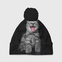 Весёлый котик