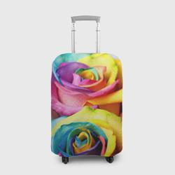 Цветные розы