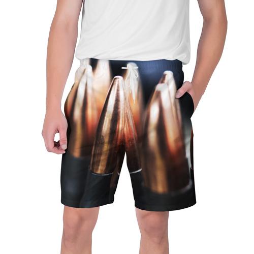 Мужские шорты 3D Патроны