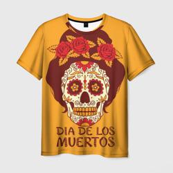 Мексиканский череп - интернет магазин Futbolkaa.ru