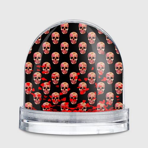 Водяной шар  Фото 02, Мексиканский череп