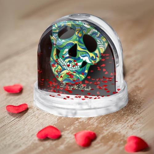 Водяной шар  Фото 03, Мексиканский череп