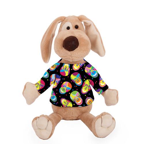 Собачка в футболке  Фото 01, Мексиканские черепа