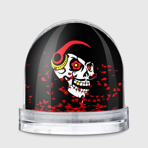 Водяной шар  Фото 01, Мексиканский череп