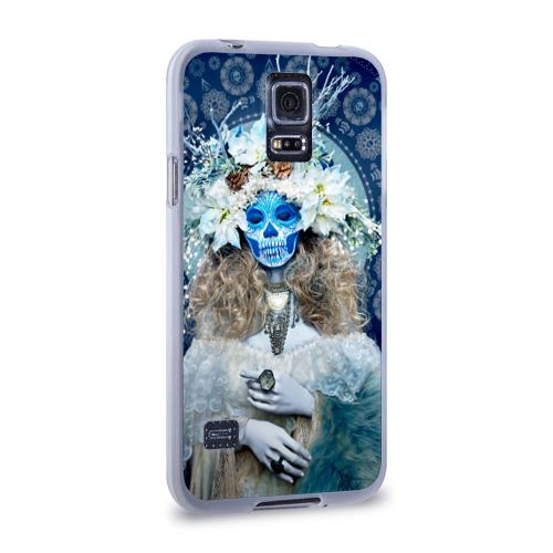 Чехол для Samsung Galaxy S5 силиконовый  Фото 02, День мертвецов