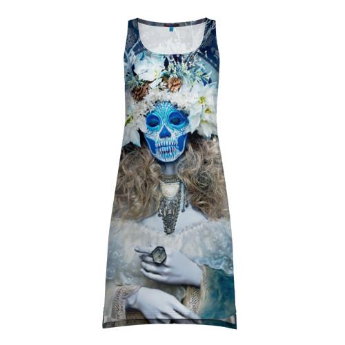 Платье-майка 3D  Фото 01, День мертвецов