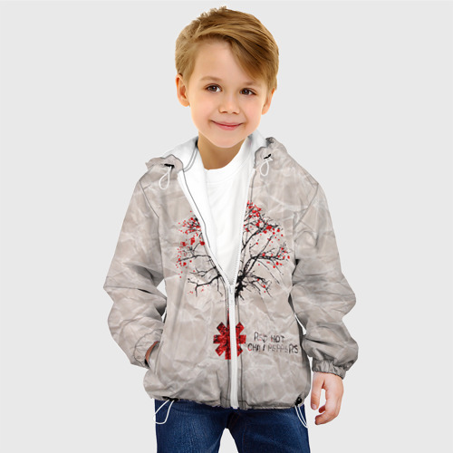 Детская куртка 3D  Фото 03, Red Hot Chili Peppers 4
