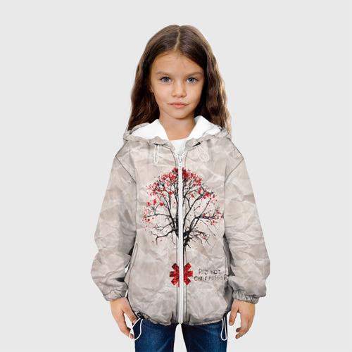 Детская куртка 3D  Фото 04, Red Hot Chili Peppers 4