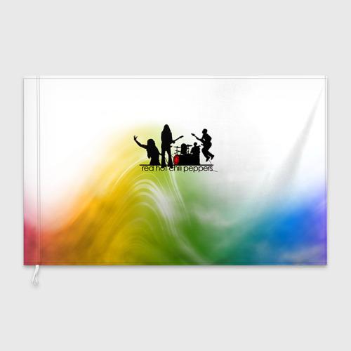 Флаг 3D  Фото 03, Red Hot Chili Peppers 5