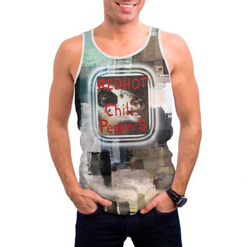 Мужская майка 3D  Фото 03, Red Hot Chili Peppers 6