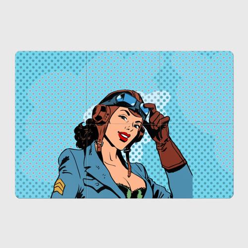 Магнитный плакат 3Х2 ВВС Фото 01