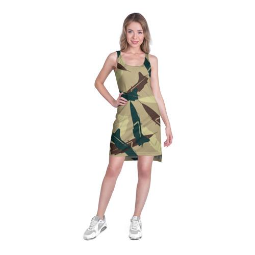 Платье-майка 3D ВВС Фото 01