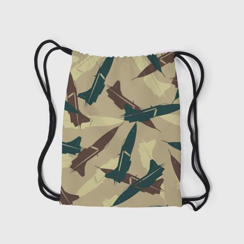 Рюкзак-мешок 3D ВВС Фото 01