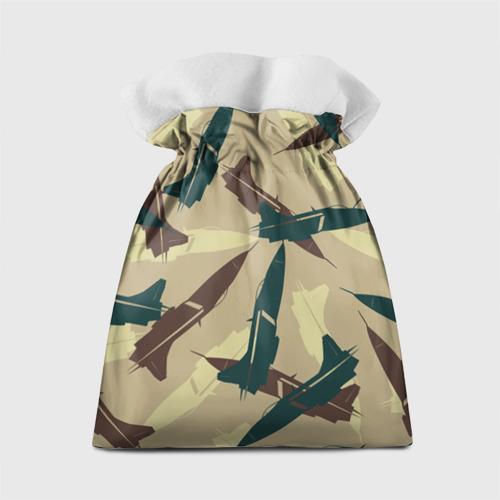 Подарочный 3D мешок ВВС Фото 01