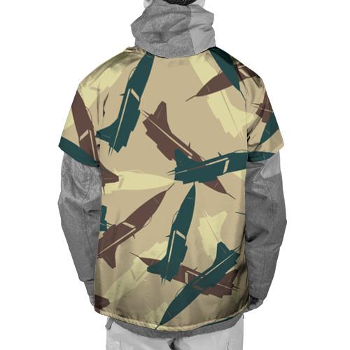 Накидка на куртку 3D ВВС Фото 01