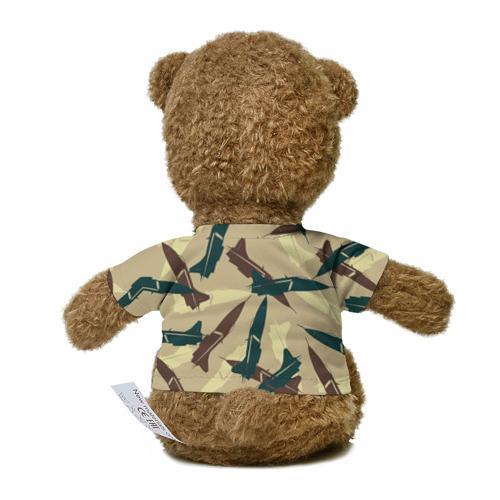 Миша в футболке 3D ВВС Фото 01