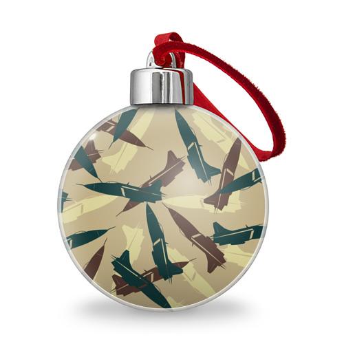 Ёлочный шар ВВС Фото 01