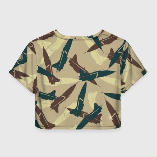 Женская футболка Cropp-top ВВС Фото 01
