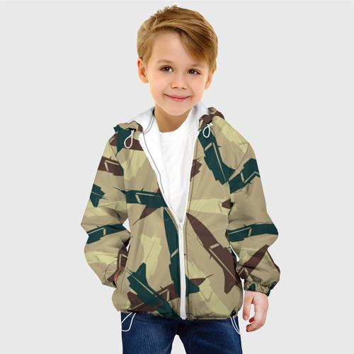 Детская куртка 3D ВВС Фото 01