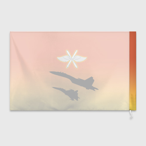 Флаг 3D  Фото 02, ВВС