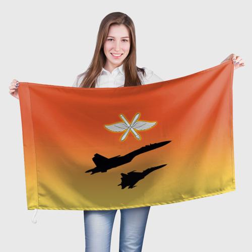Флаг 3D  Фото 01, ВВС