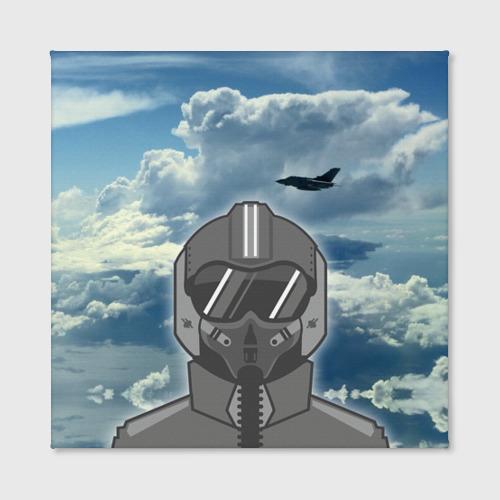 Холст квадратный  Фото 02, ВВС