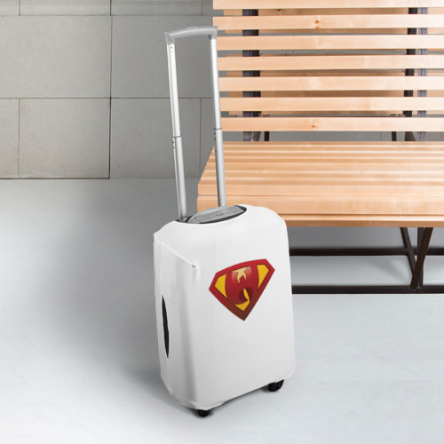 Чехол для чемодана 3D  Фото 03, Killa Bees