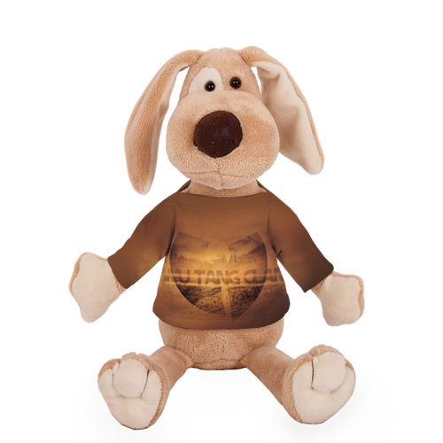 Собачка в футболке  Фото 01, Wu-Tang Clan