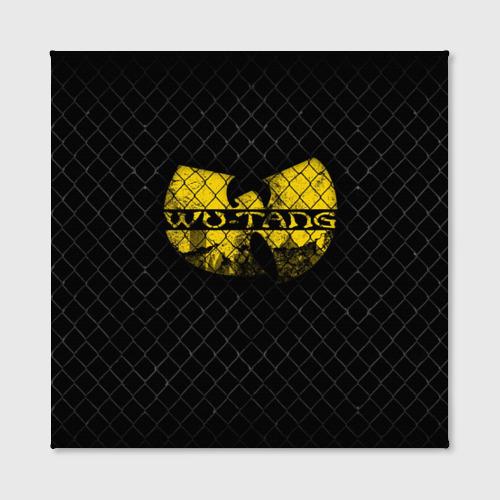 Холст квадратный  Фото 02, Wu-Tang Clan
