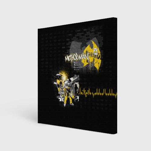 Холст квадратный  Фото 01, Wu-Tang Clan