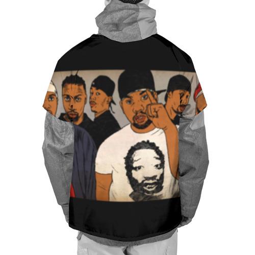 Накидка на куртку 3D  Фото 02, Wu-Tang Clan