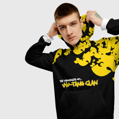 Мужская толстовка 3D Wu-Tang clan