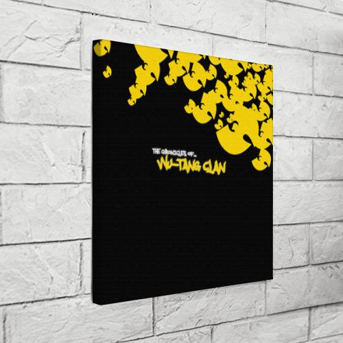 Холст квадратный  Фото 03, Wu-Tang clan