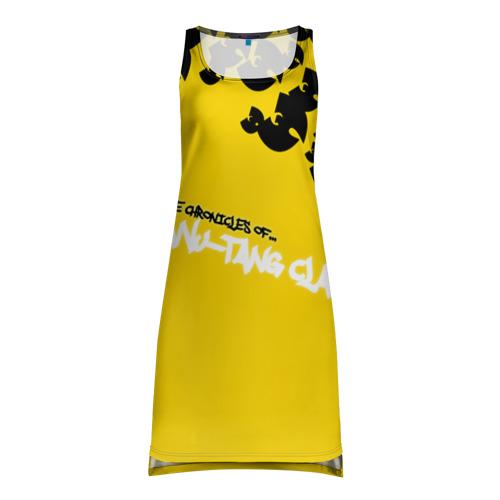 Платье-майка 3D Wu-Tang Clan