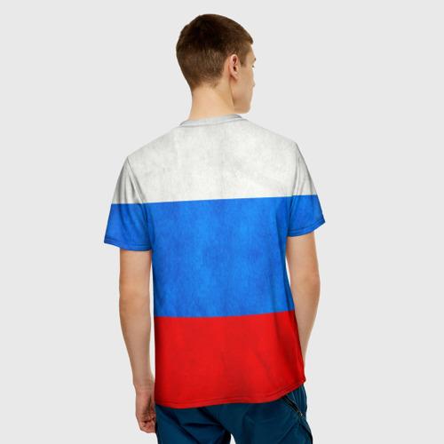 Мужская футболка 3D Russia (from 56) Фото 01