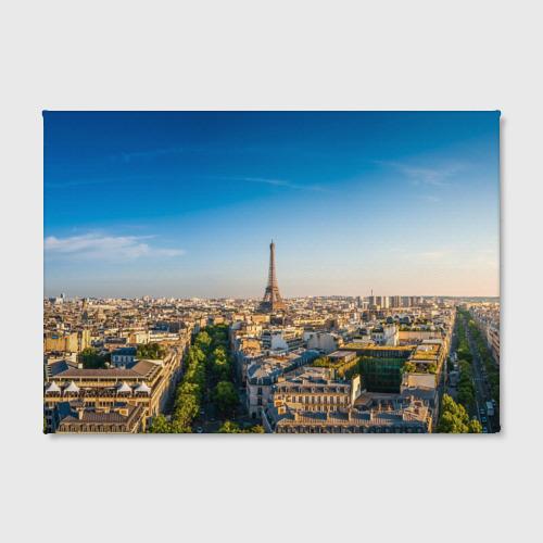 Холст прямоугольный  Фото 02, Paris