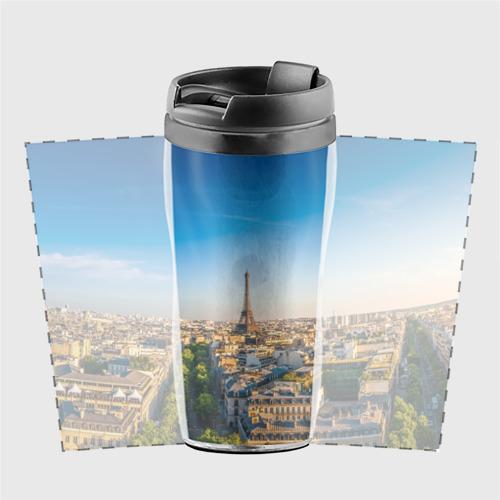Термокружка-непроливайка  Фото 02, Paris