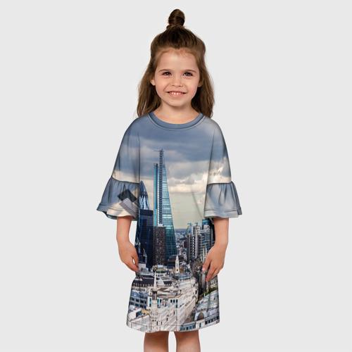 Детское платье 3D  Фото 01, Великобритания