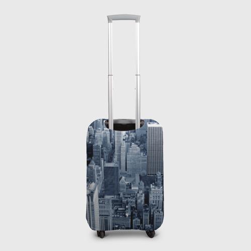 Чехол для чемодана 3D New York Фото 01