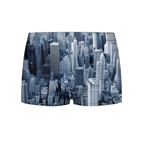 Мужские трусы 3D New York Фото 01