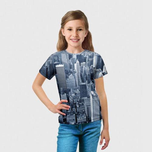 Детская футболка 3D New York Фото 01