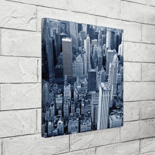 Холст квадратный New York Фото 01