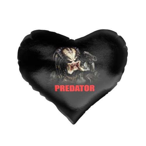 Подушка 3D сердце  Фото 01, Predator