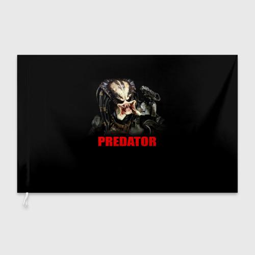 Флаг 3D  Фото 03, Predator
