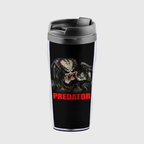Термокружка-непроливайка  Фото 01, Predator