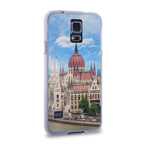 Чехол для Samsung Galaxy S5 силиконовый  Фото 02, Будапешт