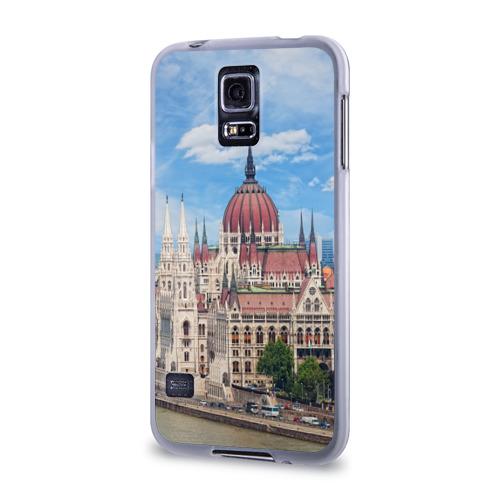 Чехол для Samsung Galaxy S5 силиконовый  Фото 03, Будапешт