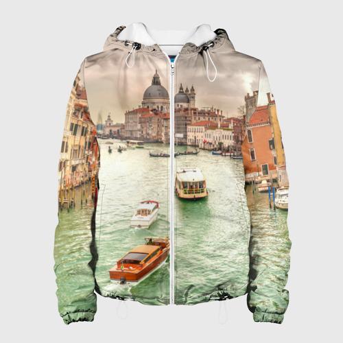 Женская куртка 3D  Фото 01, Венеция