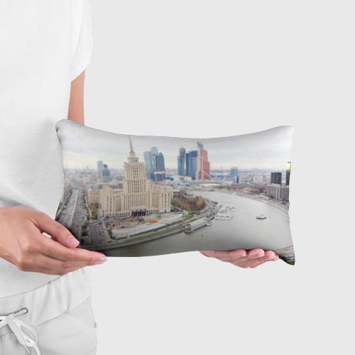 Подушка 3D антистресс  Фото 03, Москва-Сити